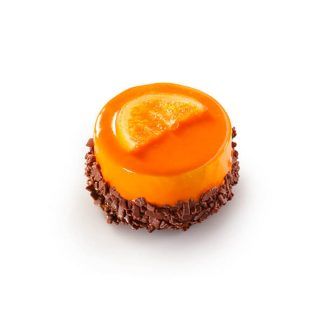Individual Chocolate Orange Cake Medium