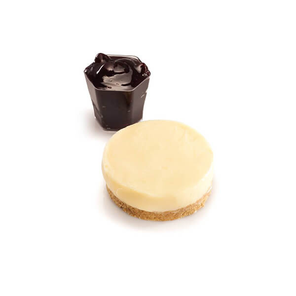 New York Cheese Cake Μαυροκέρασο (Free Style)