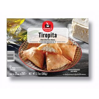 Tyropita Filled With Feta Cheese 360gr