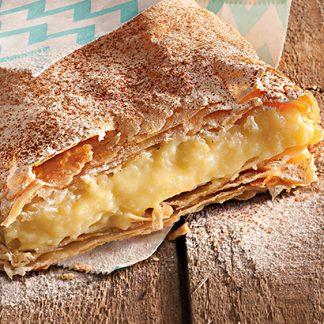 Bougatsa Phyllo Pastry