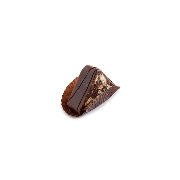 Κορμουδάκι Crunch Caramel Πυραμίδα