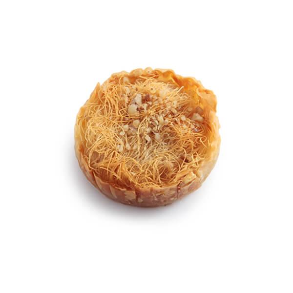 Kataifi Nest with Cream