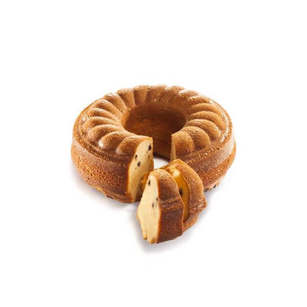 Round Vanilla Cake, 950gr