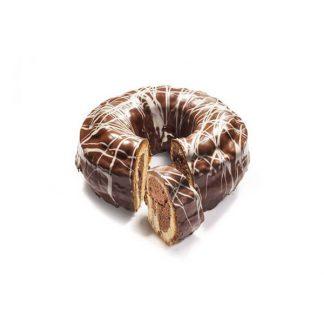 Κέικ Ανάμεικτο Με Επικάλυψη Choco Στρογγυλό, 1kg