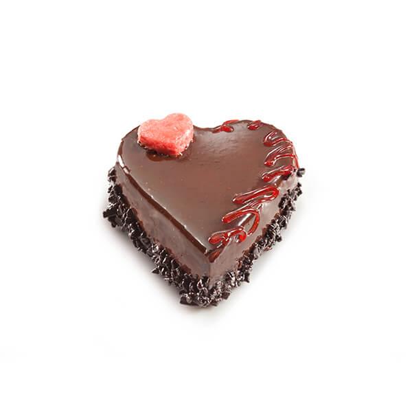 Πάστα Καρδιά Σοκολατίνα