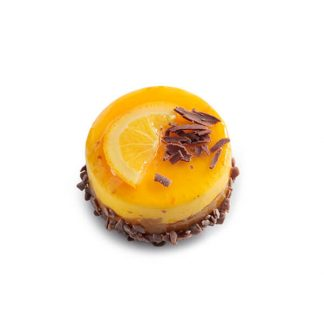 Individual Chocolate Orange Cake Classic