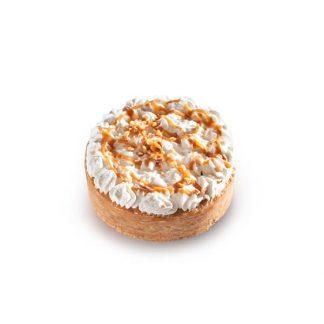 Banoffee Caramel Tart