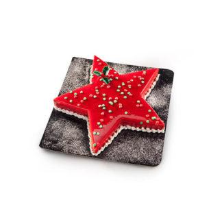 Chocolate - Strawberry Star