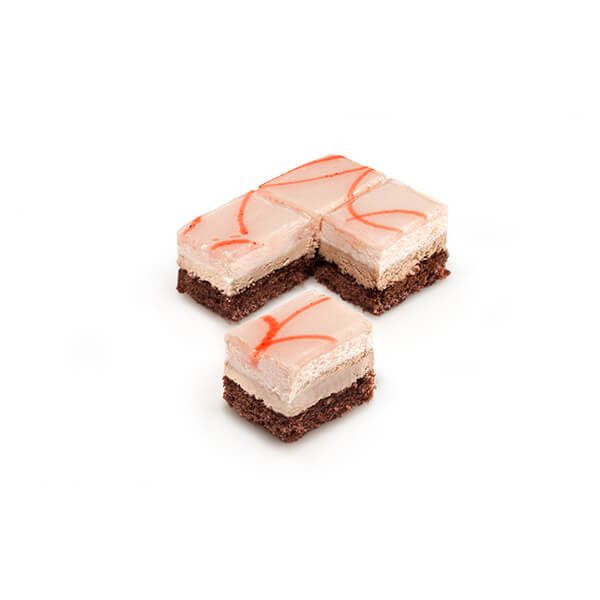 Πλάκα  Hotelling Σοκολάτα Φράουλα 48τμχ