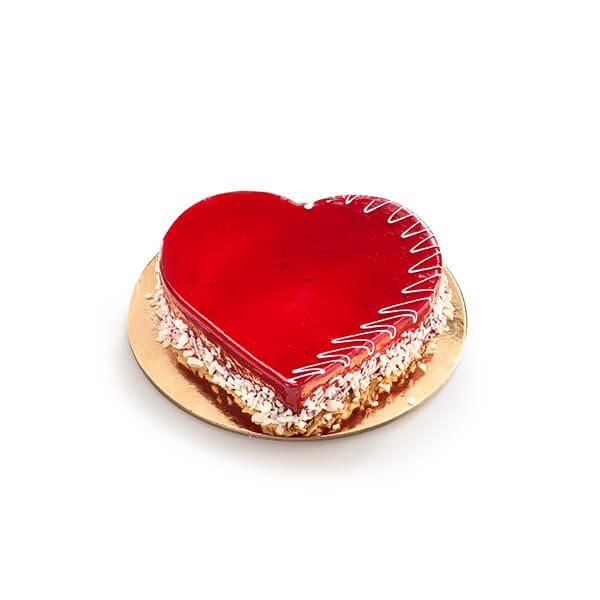 Τούρτα Καρδιά Σοκολατίνα