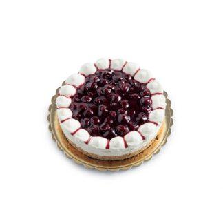 Blackcurrant Cheese Cake (Free Style) Medium