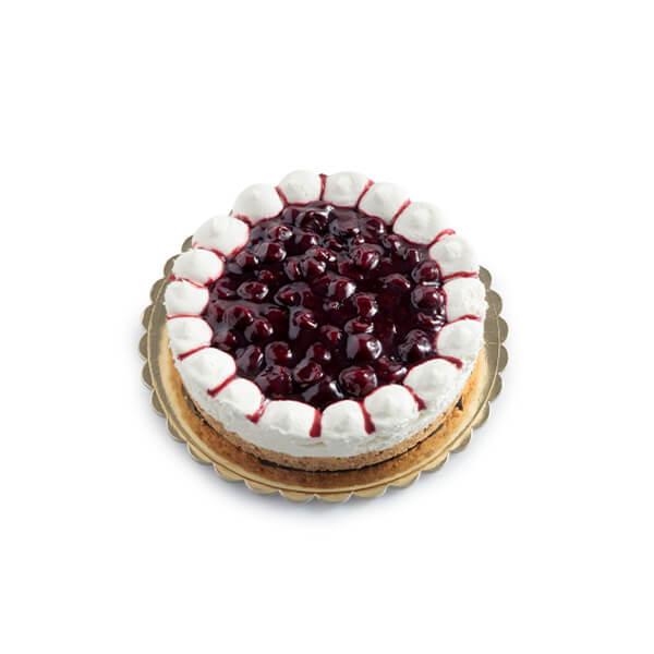 Τούρτα Cheese Cake Μαυροκέρασο (Free Style) Medium