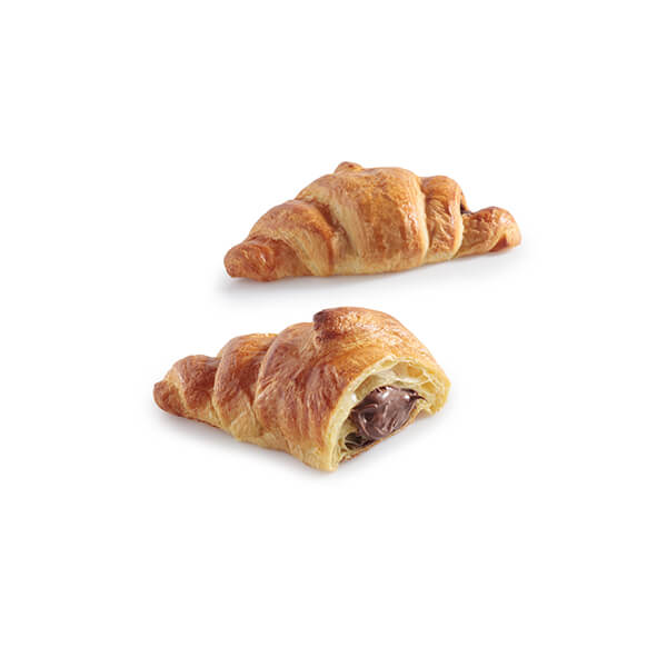Croissant Butter Filled with Praline