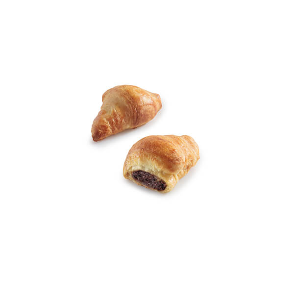 Mini Butter Croissant with Praline