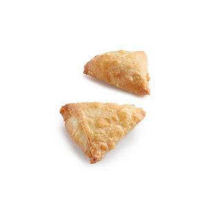 Mini Cheese Pie Triangylar