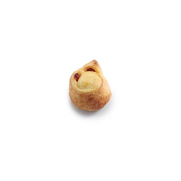 Mini Sweet Rolls Raisin - Cream
