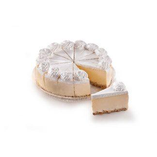 American Cheese Cake Vanilla 14pcs precut