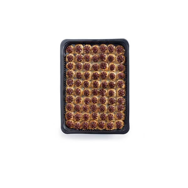 Μπακλαβαδάκι Φωλιά Σοκολάτα 70τμχ,3,5kg