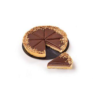 Τάρτα Σοκολάτα Γάλακτος 8μερ.
