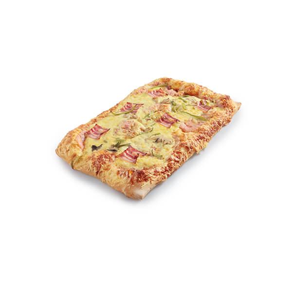 Πίτσα Ταψιού Παρ/μη (6 Μερίδες)