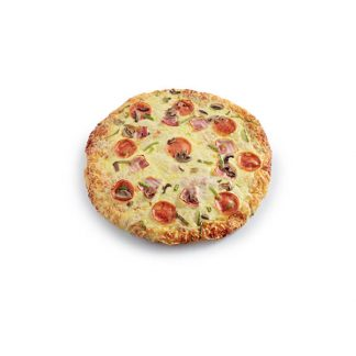 Πίτσα Ταψιού Στρογγυλή (10 Μερίδες)