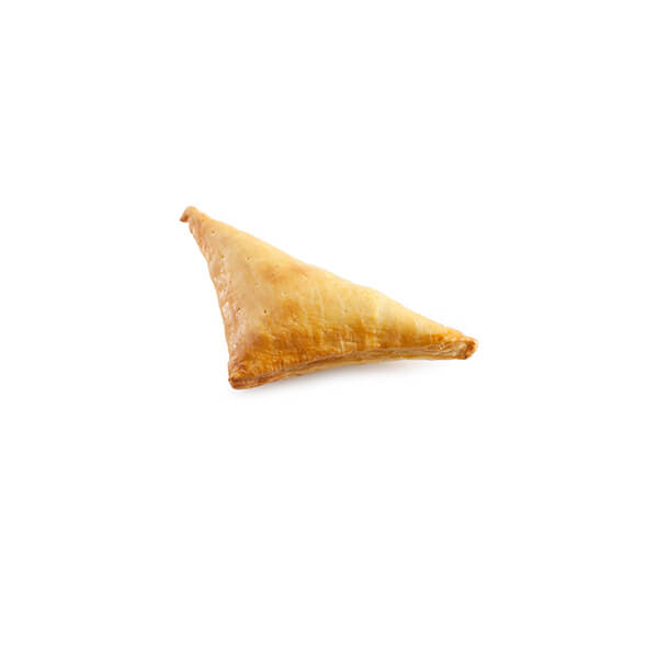 Cheese Pie Triangular