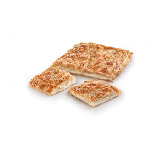 Traditional Pie Cheese With Sesame Rect 6 pcs