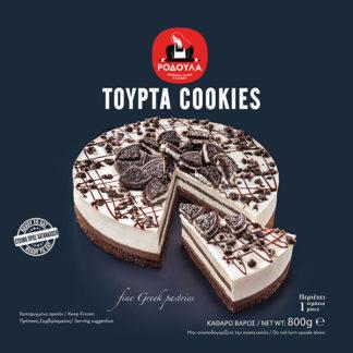 Τούρτα Cookies