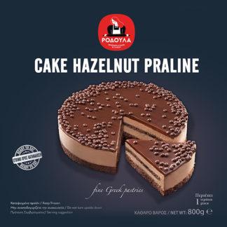 Cake Hazelnut Praline