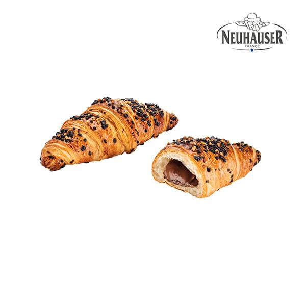 Neuhauser | Κρουασάν Πραλίνας με ντεκόρ κακάο-φουντούκι