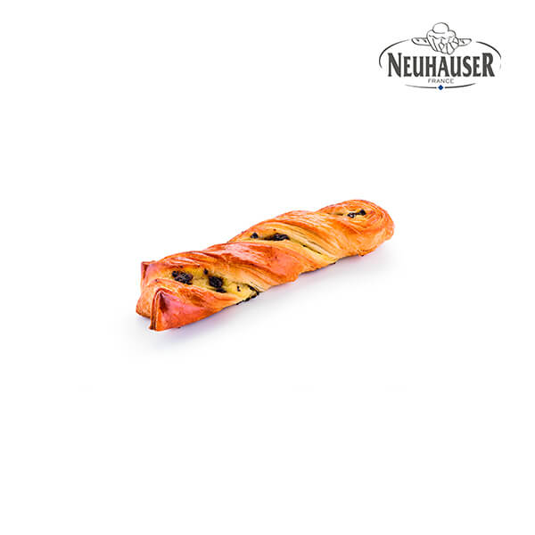 Neuhauser   Πλεξούδα με κρέμα-κομμάτια σοκολάτας