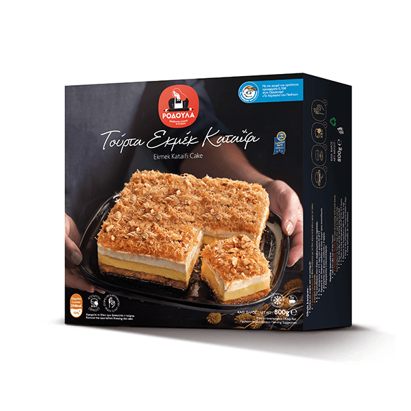 Cake Ekmek Kataifi