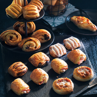 Croissan Bites