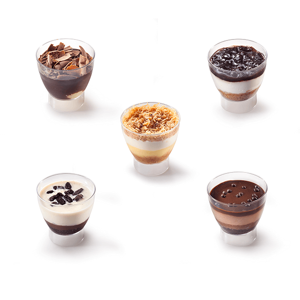Bowl Premium Flavors Mix