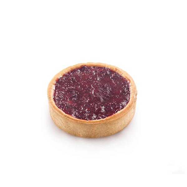 Cheese Cake Rasberry Tart Mirror Individual