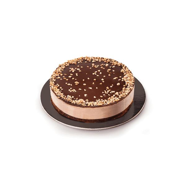 Cake Chocolate - Almond Deluxe