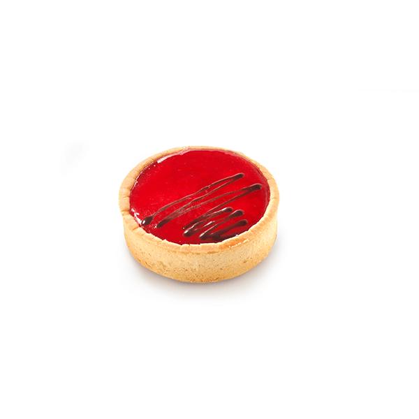 Τάρτα Φράουλα Ατομική